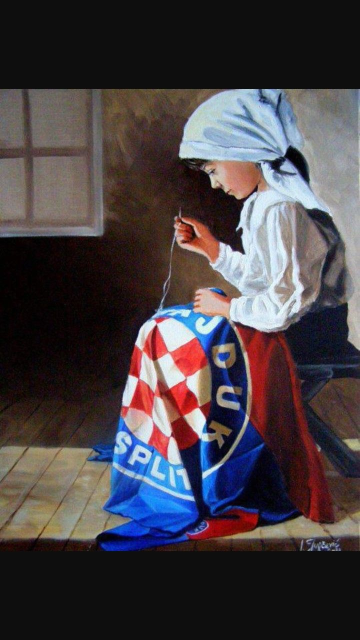 Pin By Mario Jukic On Hajduk Croatia Hnk Hajduk Split Laundry Clothes