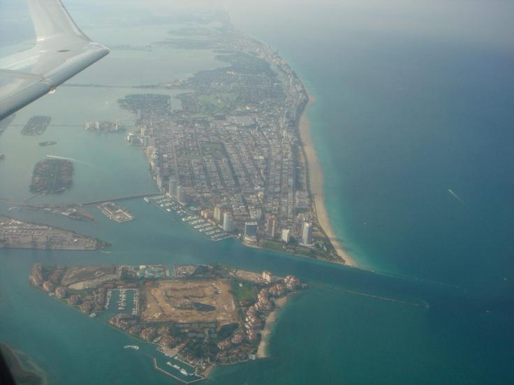 Miami Beach from my window