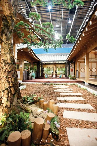 I want the Sangojae house from Personal Taste (Kdrama) for my house someday-its totally perfectly me n James!