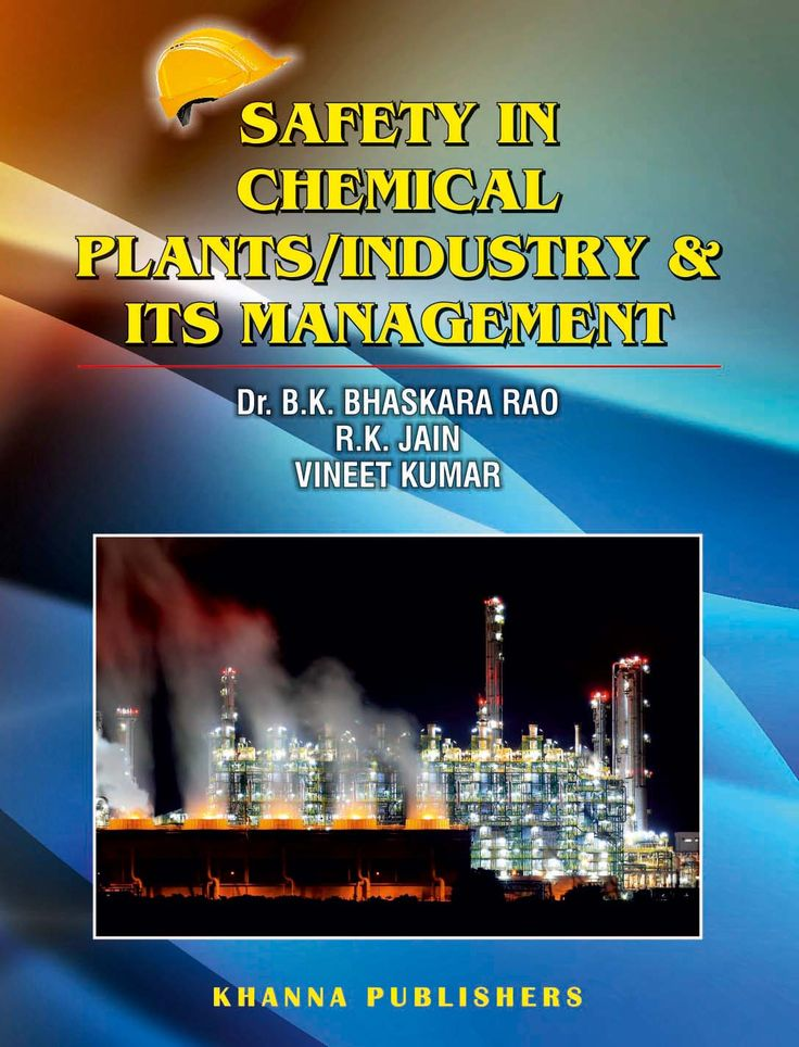 Buy Safety In Chemical Plants/industry and Its Management book Online at Low Price In India on shopmebook.com. Safety In Chemical Plants/industry and Its Management Books By author R.K. Jain, Bhaskara Rao and Vineet Kumar. Free cash on delivery.