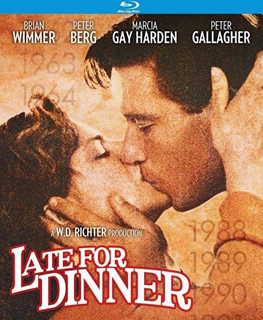 Brian Wimmer & Peter Berg & W.D. Richter-Late For Dinner