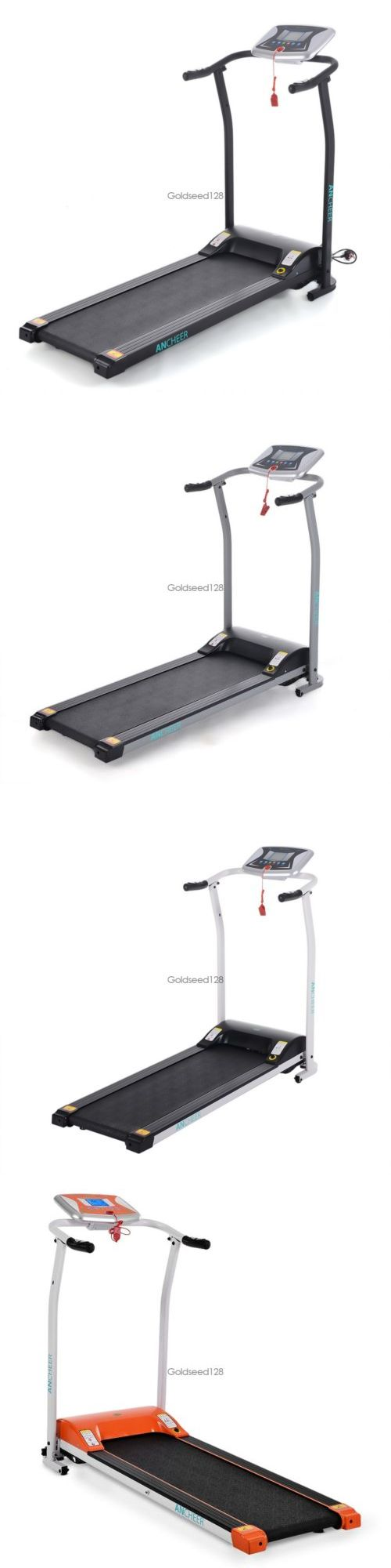 Treadmills 15280: Ancheer S8400 Folding Electric Running Training Fitness Treadmill Home Gs8d01 -> BUY IT NOW ONLY: $190.1 on eBay!