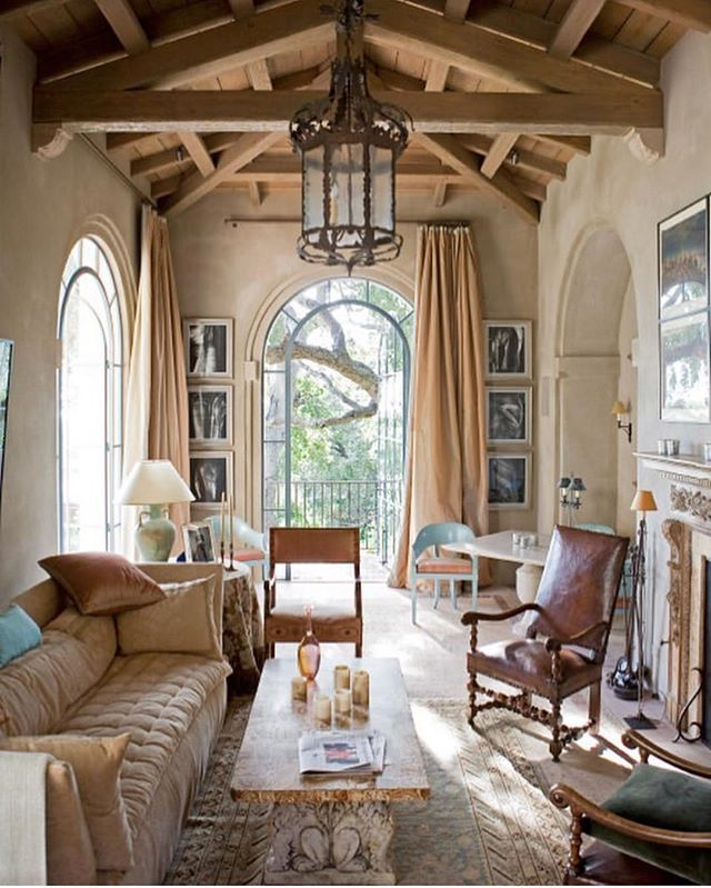 Another Perfect Sunday Afternoon Room This Time By John Saladino
