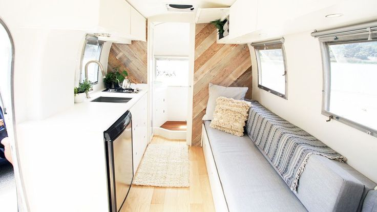 This private party Airstream has been SOLD. Click herefor other FOR SALE designs inspired by Hofmann Architecture! June This beautiful vintage Airstream renovation is an... #vintageairstream