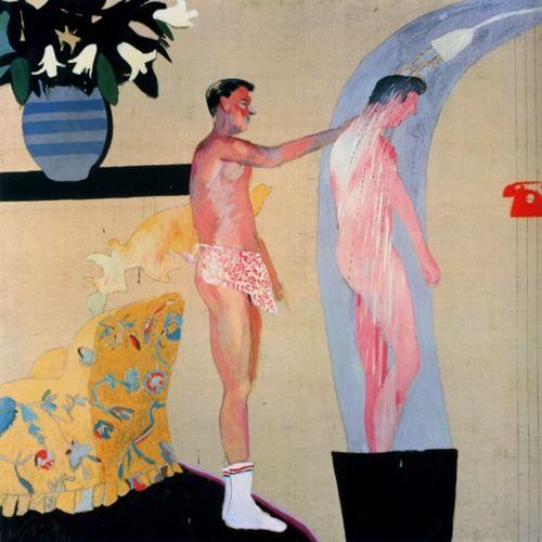David Hockney, Domestic Scene, Los Angeles 1963