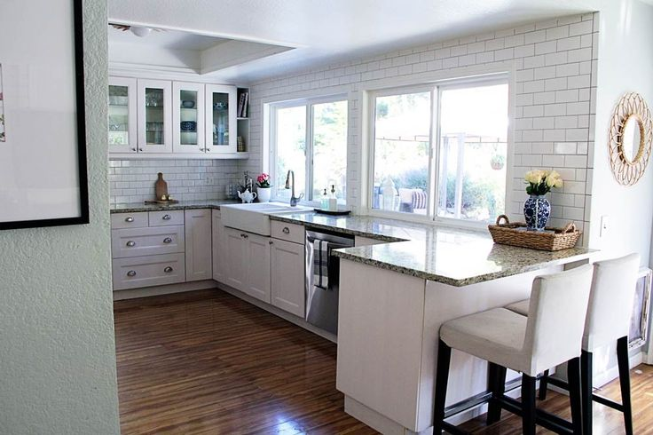 Before And After This Renovated Ranch Kitchen Beautifully Blends Rustic With Modern: 17 Best Images About Updating A 1970s Or 80s House On