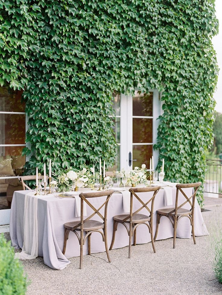 How to Have a European Inspired Wedding Anywhere