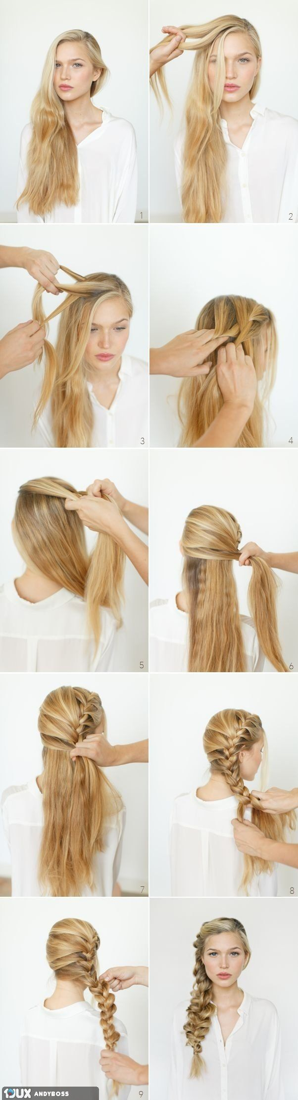 6762 best Hairstyles images on Pinterest | Hair dos, Hairstyle ideas ...
