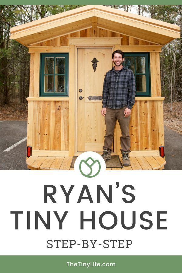 Ryan S Tiny House Building A Tiny House Diy Tiny House Tiny House Inspiration