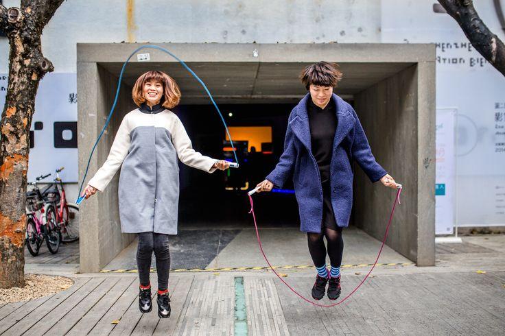 """Like us, support us, enjoy """"Sophia"""" !  https://www.kickstarter.com/projects/1308849595/sophia-the-smart-skipping-rope"""