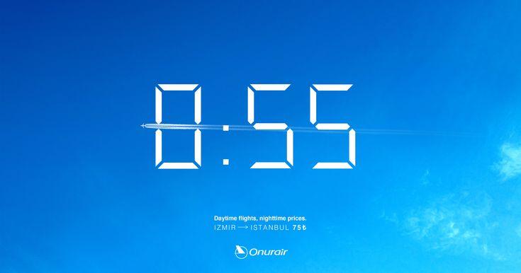 Onur Air: Time 1