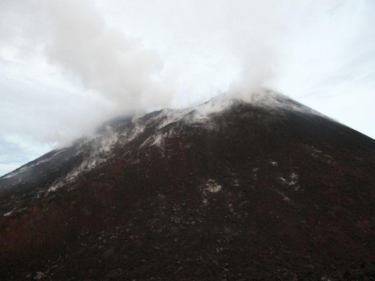 Krakatoa Mountain, 2013