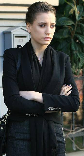 "Serenay Sarıkaya - ""Medcezir"" TV Series 2013/2014"