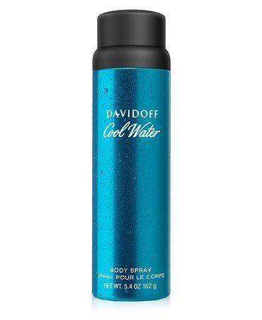 Davidoff Cool Water 5.4 oz / 152 g Body Spray - http://www.theperfume.org/davidoff-cool-water-5-4-oz-152-g-body-spray/