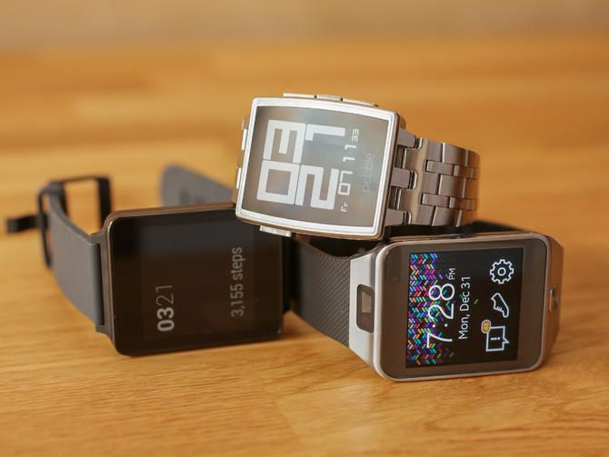 Why the 6-month-old Pebble Steel is still the best smartwatch - CNET