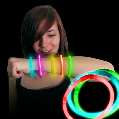 Check out this Glow Bracelets