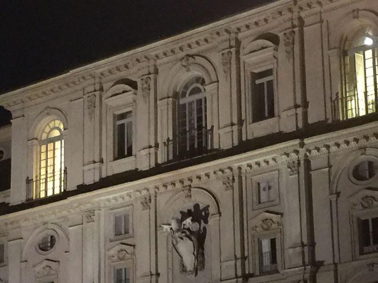 L'Ambassade du Brésil sur la place Navone