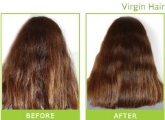 Yuko Hair Straightening, also known as Japanese hair straightening is a new method of chemical hair straightening that gives low maintenance, shiny, hassle-free straight hair.  Manzi Nay is a professional hairstylist that offers Yuko Hair Straightening in the Santa Monica Hair Salon.