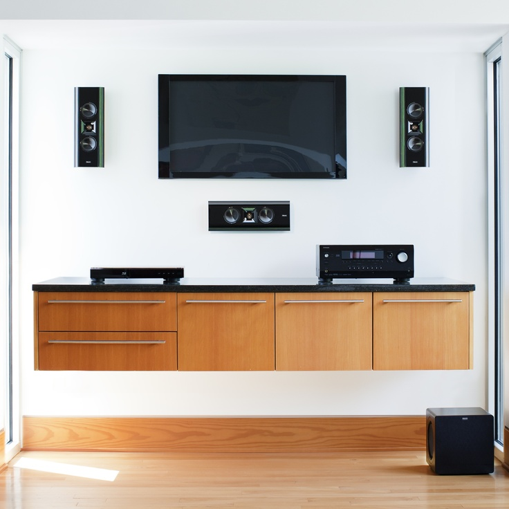 While Youre At It Enhance The Rest Of Room Beautiful Sound Delivered From Sleek Attractive Speakers Has A Way
