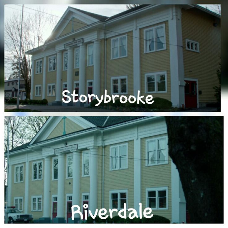 I did not realize this #onceuponatime #Riverdale