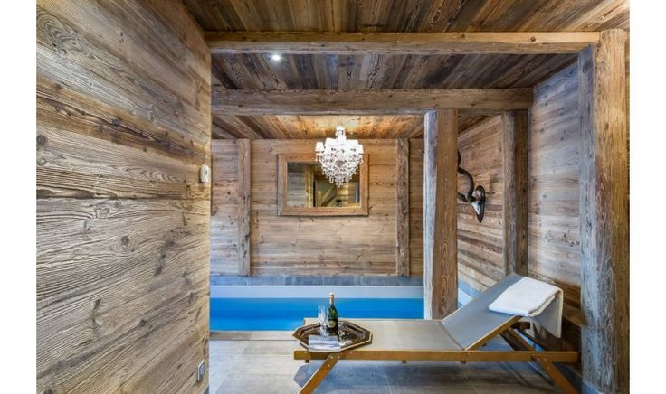 The beautiful Chalet Ibex is 220sqm and able to accommodate up to 13 guests in its six stylish bedrooms. The open plan living, dining and kitchen area has floor to ceiling windows offering breathtaking views of the village and Bellevarde slopes surrounding the chalet.