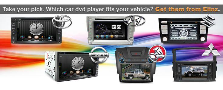 Elinz  Car DVD players Check it here: http://www.elinz.com.au/shop/in-dash-car-dvd/26