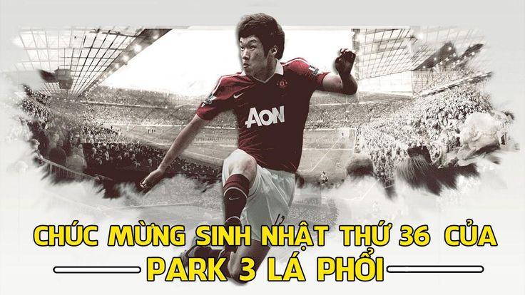 Chúc mừng sinh nhật của cầu thủ không có anti fan Park Ji Sung, biểu tượng một thời của các thanh niên FA yêu bóng đá :v :))))