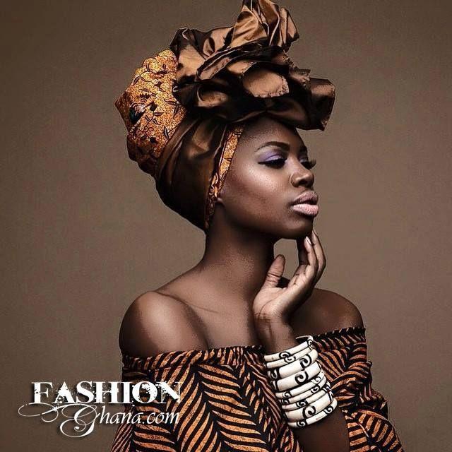 Headwrap ~ African fashion, Ankara, kitenge, African women dresses, African prints, Braids, Nigerian wedding, Ghanaian fashion, African wedding ~DKK