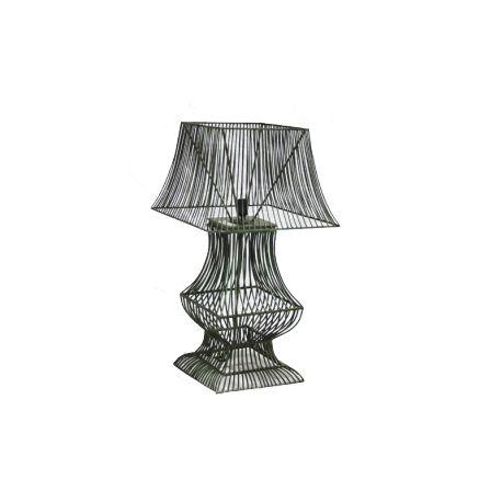 Lámpara de hierro Hierro Ancho 46 / Fondo 46 / Alto 86
