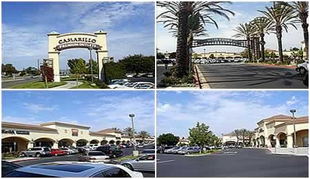 Camarillo Outlet Mall - Located just 15 minutes from the Hotel