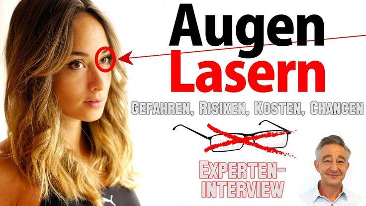 Augen Lasern - Erfahrung - Risiken - Lasek / Lasik OP - Kosten - Anbiete...
