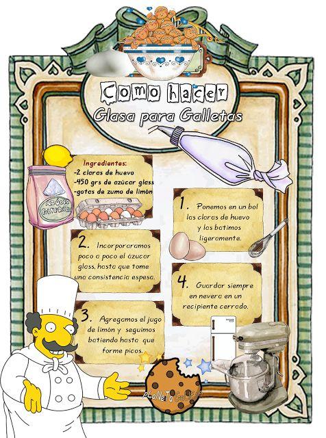 http://www.cornergp.com/tienda?bus=galle   Tartas, Galletas Decoradas y Cupcakes: Paso a Paso