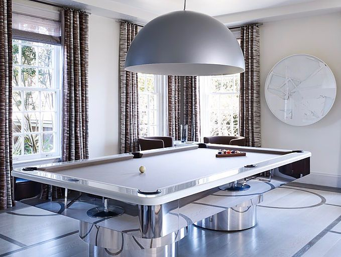 Lovely MIAMI Pool Tables By MITCHELL Pool Tables | Modern Pool Tables | Customu2026 |  Ride The Nine | Pinterest | Pool Table, Modern Pools And Modern