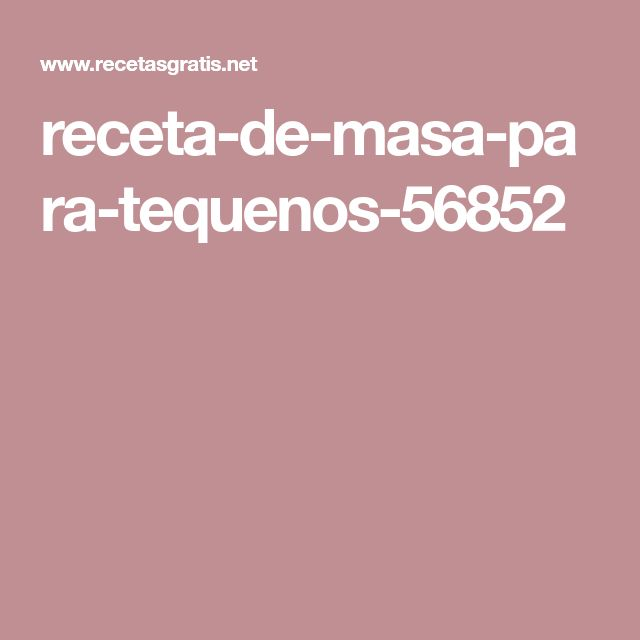 receta-de-masa-para-tequenos-56852