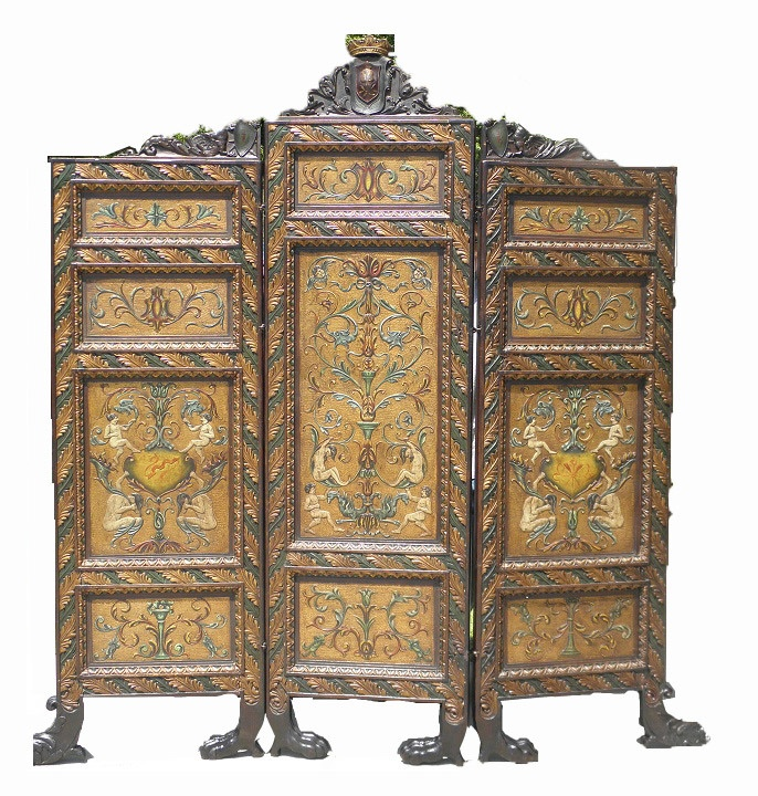 Thrive Decor   Rare Antique Carved Italian Floor Screen Room Divider. 248 best Room Dividers images on Pinterest   Room dividers
