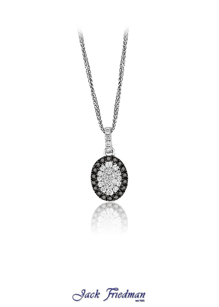 Live a life less ordinary - choose from our exquisite black and white diamond range of jewellery at Jack Friedman Jewellers to make your statement.  jackfriedman.co.za