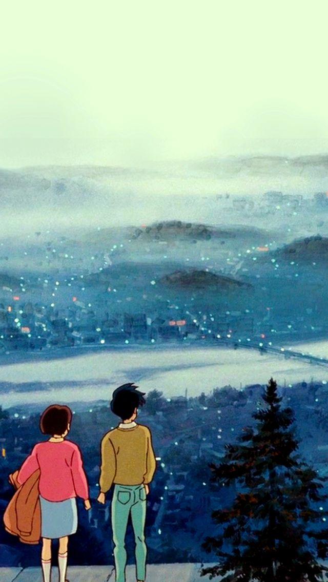 25+ best ideas about Studio ghibli wallpaper on Pinterest  Studio ghibli, Ghibli movie and