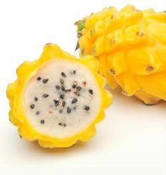 dragon fruit more exotic fruits dragon fruit yellow fruit fruits ...