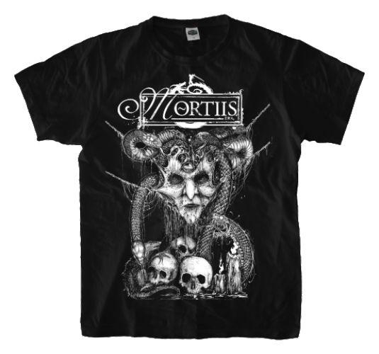 Snakes & Skulls T-shirt