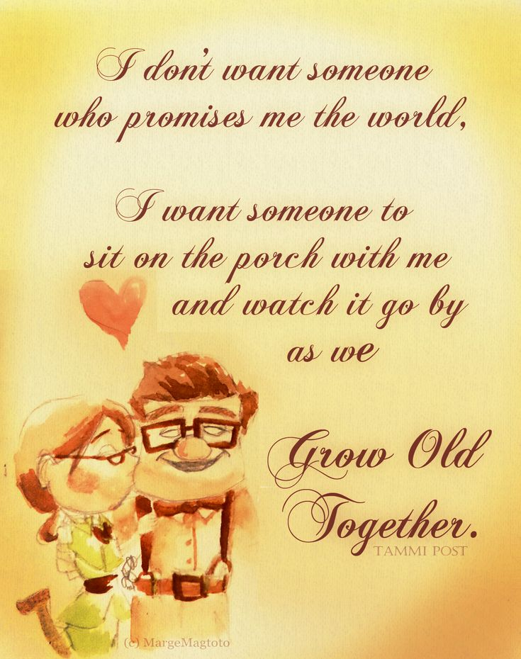 Carl And Ellie Pixar Up Quotes. QuotesGram
