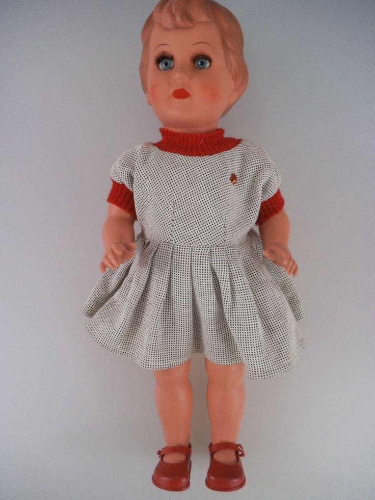 Schildkröt Puppe Karin 45 cm mit Stimme für den Puppendoktor (611) | eBay