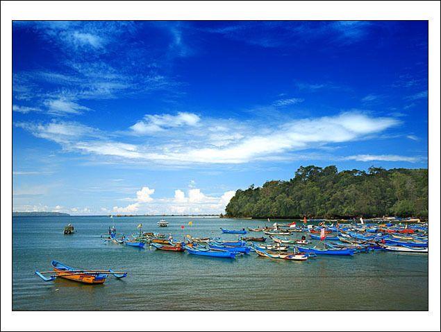 Pantai Indah Pangandaran adalah salah satu objek wisata pantai di Jawa Barat. Pantai ini terletak di Desa Pananjung, Kecamatan Pangandaran dengan jarak ± 92 km arah selatan kota Ciamis.