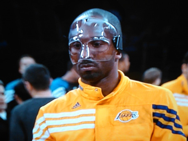 The Kobe Mask Has Appeared