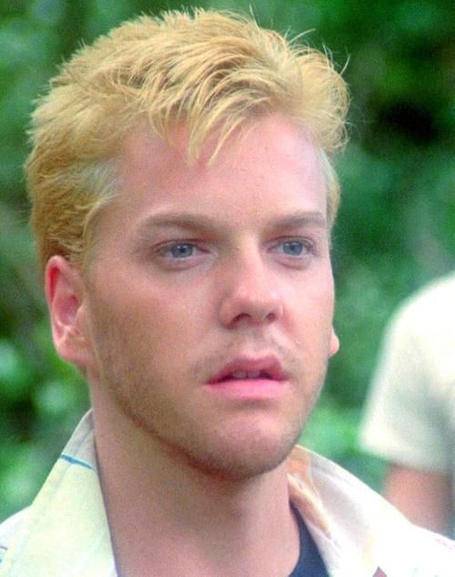 "Kiefer Sutherland in ""Stand By Me"" as Lucianus"