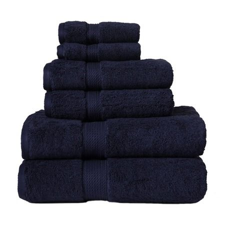 Color Azul Marino - Navy Blue!!! Bath Towels