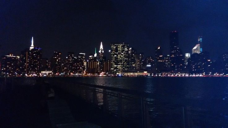View of Manhattan, East Hudson River