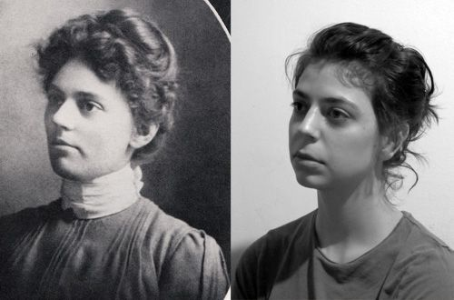 Is Reincarnation Possible: This has detailed research by an M.D. that is a psychiatrist about reincarnation. It also has information from another M.D. and psychiatrist that has found hundreds of cases of children remembering past lives. The picture is of a woman on the right learning that she was the woman on the left in her past life. As far as soul mates, below this picture is a picture of her husband on the right and her father from her past life on the left being the same soul.