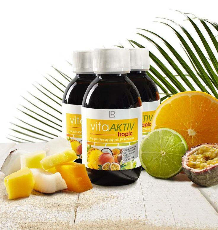 LR Tropical - LR Health  Beauty - MoreMore - Pour Toutes  Tous - Site Web : https://infos.lr-partner.com/