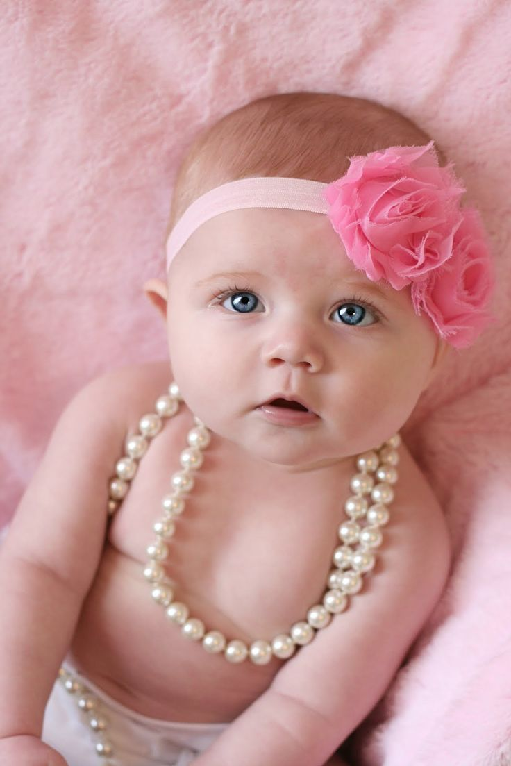 6 month old photoshoot