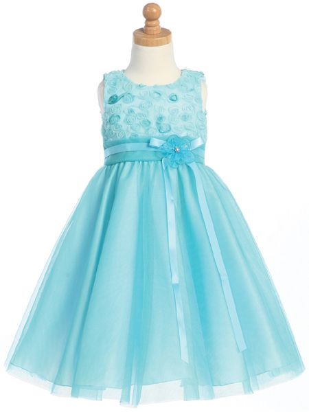 Childrens dresses. Made in USA. Manufactured by: Lito.